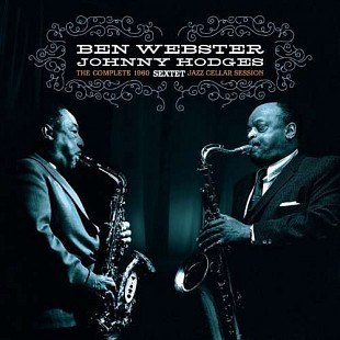 M/M Vinyl - Ben Webster & Johnny Hodges:(Limited-Edition)