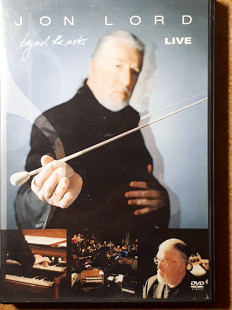 Jon Lord ‎ Beyond The Notes Live