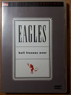 Eagles ‎ Hell Freezes Over