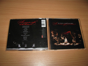 WITHIN TEMPTATION - An Acoustic Night At The Theatre (2009 Roadrunner UK)