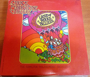 Chuck Mangione-Land of make believe