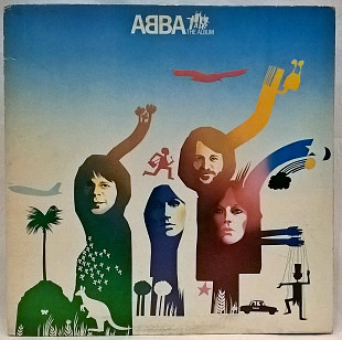 ABBA / АББА ‎ (The Album) 1977. (LP). 12. Vinyl. Пластинка. Holland