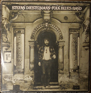 Stefan Diestelmann Folk Blues Band (AMIGA ‎– 8 55 633 made in GDR)