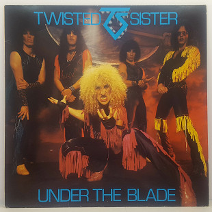 "Twisted Sister – Under The Blade LP 12""(Прайс 31883)"