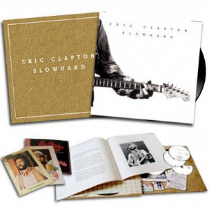Eric Clapton- SLOWHAND: 35th Anniversary Super Deluxe Edition