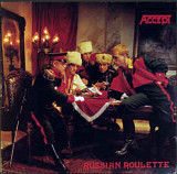 Accept ‎– Russian Roulette (Germany)