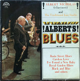 Albert Nicholas And The Traditional Jazz Studio – Albert's Blues