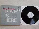 ROSLYN BURROUGH LOVE IS HERE ( SUNNYSID SSC 1009 ) NOT FOR SALE