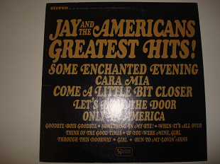JAY AND THE AMERICANS-Greatest hits 1965 USA Pop Rock, Soft Rock