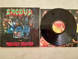 EXODUS FABULOUS DISASTER ( MUSIC FOR NATION IRS 940.590 A1/B1 )