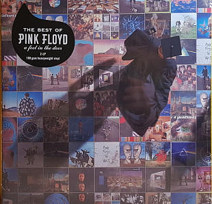 Pink Floyd (A Foot In The Door. The Best Of) 1967-2014. (2LP). 12. Vinyl. Пластинки. Europe. S/S.