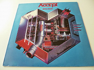 "ACCEPT ‎ ""Metal Heart"" (UK) EX+++"