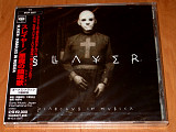 Slayer ‎– Diabolus In Musica - Japan CD NEW
