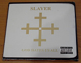 Slayer ‎– God Hates Us All CD