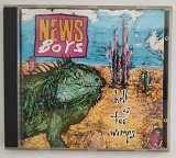 NEWS BOYS hell is for wimps. CD № SSD8159. 1990 НОВЫЙ