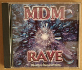 CD SD190597 MDM 22 RAVE. 1997 ОРИГИНАЛ