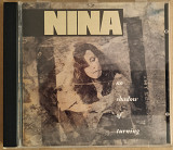 R.E.X. Records NINA no shadow of turning SPСN7901421274 1991. ОРИГИНАЛ НОВЫЙ