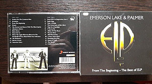ELP -The Best of 2CD
