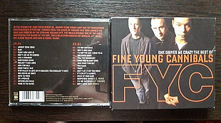 Fine Young Cannibals. -The Besf of 2CD