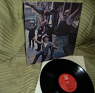 The Doors Strange Days 1967 red Elektra EKS-74014 NM / NM