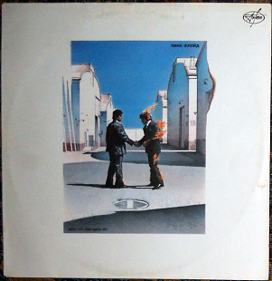 Pink Floyd ‎– Wish You Were Here (AnTrop ‎– П91 00213-4)