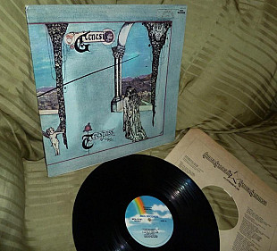 Genesis Trespass 1970 MCA US MCA -37151 NM / NM