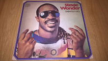 Stevie Wonder (Greatest Hits) 1985. (LP). 12. Vinyl. Пластинка. Bulgaria. Мульти Лейбл. Mint. Новая.