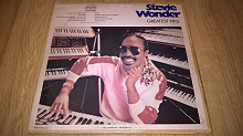 Stevie Wonder (Greatest Hits) 1985. (LP). 12. Vinyl. Пластинка. Bulgaria.