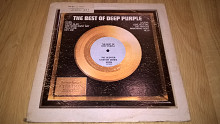Deep Purple (The Best Of Deep Purple) 1972. (LP). 12. Vinyl. Пластинка. USA. Оригинал.