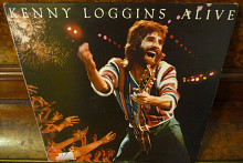 "Виниловые пластинки [Made in USA] =KENNY LOGGINS= 1980 year ""Alive"" (2-Lp)"