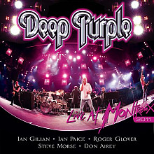 CD Deep Purple - Live At Montreux (2CD)