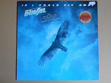 Frank Duval ‎– If I Could Fly Away (TELDEC ‎– 6.25440 AP, Germany) insert NM-/NM-