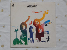 ABBA ‎– The Album (Discomate ‎– DSP-5105, Japan) insert NM-/NM-