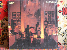 ABBA ‎– The Visitors (Atlantic ‎– SD 19332, USA) insert NM-/NM-
