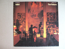 ABBA ‎– The Visitors (Polydor ‎– 28 394-5, Germany) EX+/NM-