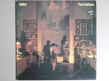 ABBA ‎– The Visitors (Carnaby ‎– TXS 3232, Spain) insert EX+/EX+