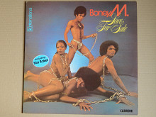 Boney M. ‎– Love For Sale (Carrere ‎– 67.193, France) poster EX+/NM-