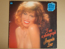 Amanda Lear ‎– I Am A Photograph (Ariola ‎– 25 473 OT, Germany) EX+/NM-