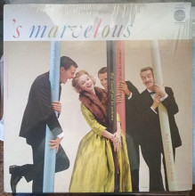Пластинка Ray Conniff and his Orchestra - 'S Marvelous (1957, Columbia, Limited edition! USA) Состоя