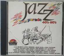 CD Various Quincy Jones Brubeck Coltrane Mulligan Stan Gets Monk Duke Ellington and others - Jazz Pa