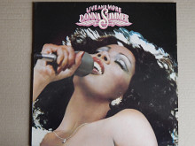 Donna Summer ‎– Live And More (Casablanca ‎– NB 7044, Germany) NM/NM-/NM-