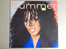 Donna Summer ‎– Donna Summer (WEA ‎– WEA K 99 163, Germany) NM-/NM-