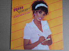 Donna Summer ‎– She Works Hard For The Money (Casablanca ‎– 28S-165, Japan) NM/NM-