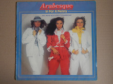 Arabesque ‎– In For A Penny (Metronome ‎– 0060.438, Germany) EX+/EX+