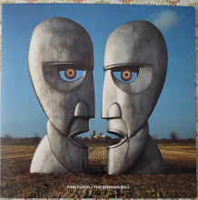 Pink Floyd ‎– The Division Bell 1994 (re 2008)