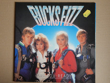 Bucks Fizz ‎– Are You Ready? (RCA ‎– PL 25424, Germany) NM-/NM-