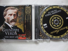 GIUSEPPE VERDI THE BEST OF