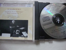 TCHAIKOVSKY SYMPHONY NO6 PATHETIQUE PIANO CONCERTO NO1 GERMANY