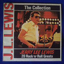 "Jerry Lee Lewis ""The Collection. 20 Rock'n'Roll Greats"" Виниловая пластинка"