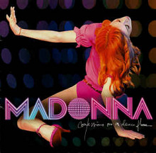 Madonna – Confessions on a dance floor(2005)